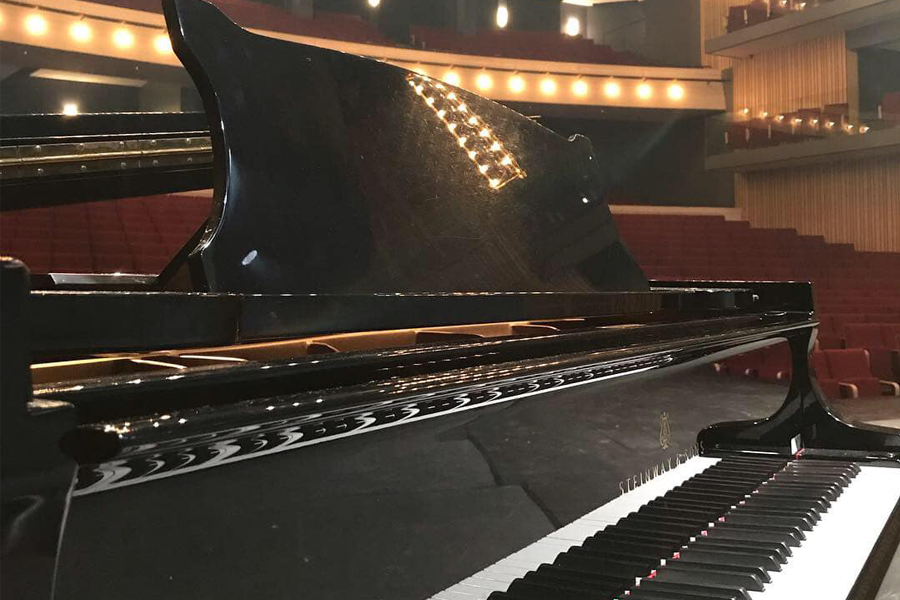 piano krall